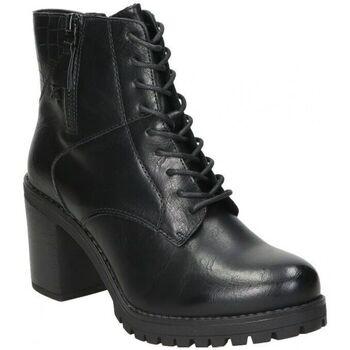 Schoenen Dames Lage sneakers Chika 10 BOTINES CHK10 DORIAN 02 MODA JOVEN NEGRO Noir