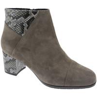 Schoenen Dames Low boots Soffice Sogno SOSO20682tor tortora