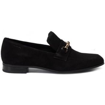Schoenen Dames Mocassins Vagabond Shoemakers Frances Schwarz Moccasins Schwarz