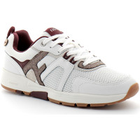 Schoenen Dames Sneakers Faguo Willow Blanc