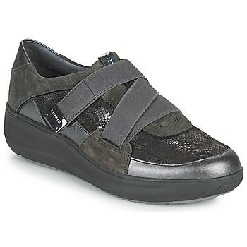 Schoenen Dames Lage sneakers Stonefly ROCK 11 Grijs