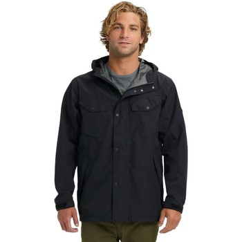 Textiel Heren Windjack Burton GoreTex Edgecomb Jacked True Black
