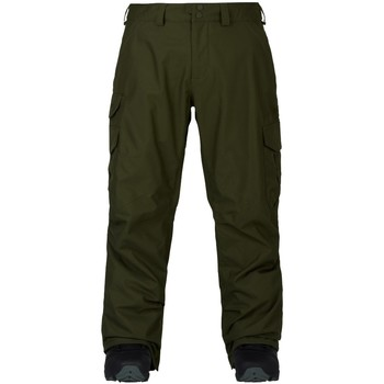 Textiel Heren Cargobroek Burton Cargo Pant Mid Forest Night