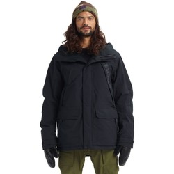 Textiel Heren Windjack Burton Breach Jacket True Black
