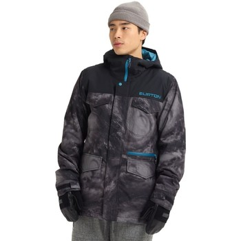 Textiel Heren Parka jassen Burton Covert Jacket Lowpsi / True Black