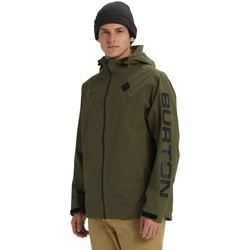 Textiel Heren Windjack Burton GoreTex Packrite Slim Jacket Keef