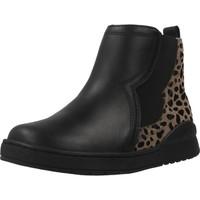Schoenen Meisjes Laarzen Biomecanics 201207 Zwart