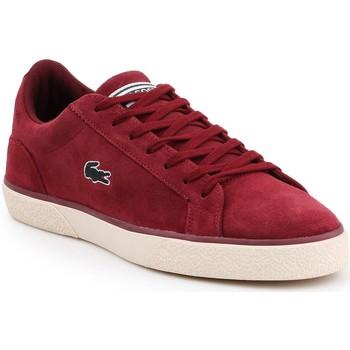 Schoenen Heren Lage sneakers Lacoste Lerond 319 7-38CMA0051RD3 burgundy