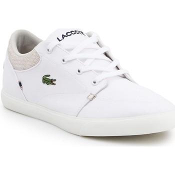 Schoenen Heren Lage sneakers Lacoste Bayliss 218 7-35CAM001083J white