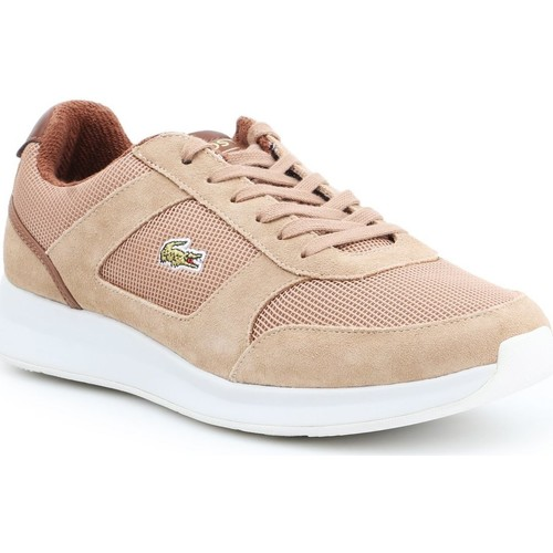Schoenen Heren Lage sneakers Lacoste Joggeur 317 3 SPM LT 7-34SPM00174D8 brown