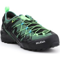 Schoenen Heren Wandelschoenen Salewa MS Wildfire Edge GTX 61375-5949 black, green