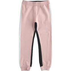 Textiel Meisjes Trainingsbroeken Ido 41377 Rosa