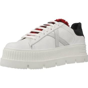 Schoenen Dames Sneakers Munich ANIMA Wit