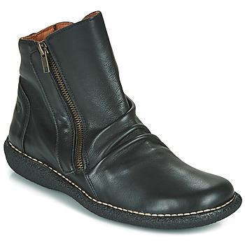 Schoenen Dames Laarzen Casual Attitude NELIOO Zwart