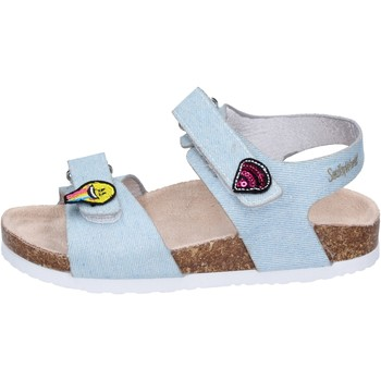 Schoenen Meisjes Sandalen / Open schoenen Smiley Sandalen BK510 ,