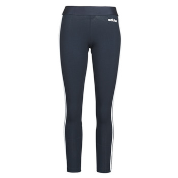 Textiel Dames Leggings adidas Originals W E 3S TIGHT Encleg / Wit