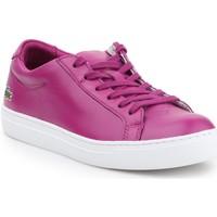 Schoenen Dames Lage sneakers Lacoste L.12.12 117 7-33CAW1000R56 purple