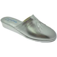 Schoenen Dames Sloffen Milly MILLY2200arg grigio