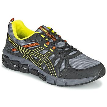 Schoenen Heren Lage sneakers Asics VENTURE 7 180 Zwart / Geel