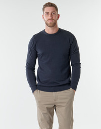 Textiel Heren Truien Jack & Jones JJEBASIC Marine