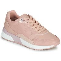Schoenen Dames Lage sneakers Guess MOXEA 2 Roze