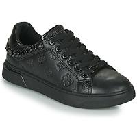 Schoenen Dames Lage sneakers Guess RIYAN Zwart