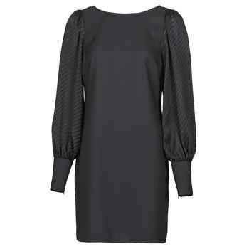 Textiel Dames Korte jurken Naf Naf  Zwart