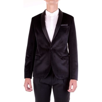 Textiel Heren Jasjes / Blazers Manuel Ritz 2930GR2139-203628 Nero