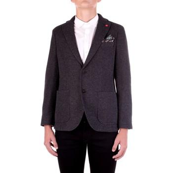 Textiel Heren Jasjes / Blazers Manuel Ritz 2932G2038M-203691 Nero