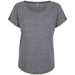 Textiel Dames T-shirts korte mouwen Next Level NX6760 Premium Heather