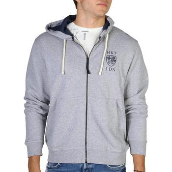 Textiel Heren Sweaters / Sweatshirts Hackett  Grijs