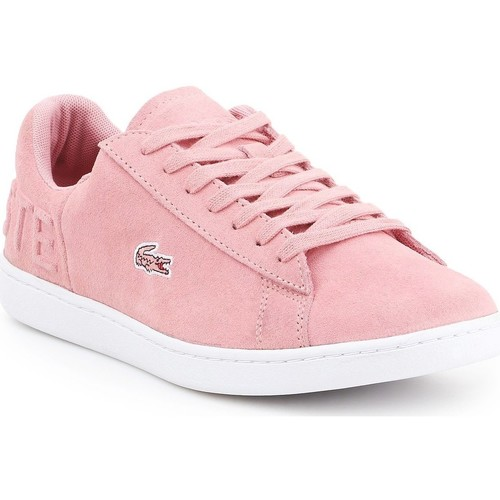 Schoenen Dames Lage sneakers Lacoste Carnaby EVO 318 4 7-36SPW001213C pink