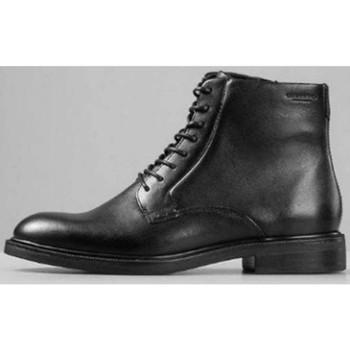 Schoenen Dames Laarzen Vagabond Shoemakers Amina Casual Booties Schwarz