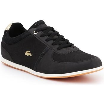 Schoenen Dames Lage sneakers Lacoste Rey Sport 119 2 CFA 7-37CFA00401V7 black