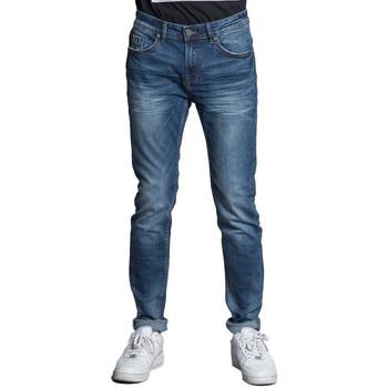 Textiel Heren Skinny jeans Deeluxe  Blauw