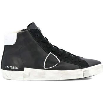 Schoenen Heren Hoge sneakers Philippe Model  zwarte