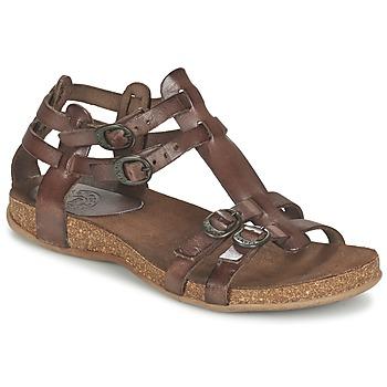 Schoenen Dames Sandalen / Open schoenen Kickers ANA Bruin