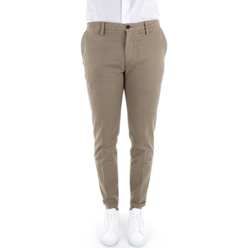 Textiel Heren Chino's Re-hash P249-2076 Beige