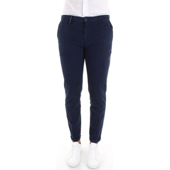 Textiel Heren Chino's Re-hash P249-2076 Blue