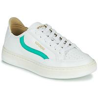 Schoenen Dames Lage sneakers Superdry BASKET LUX LOW TRAINER Wit