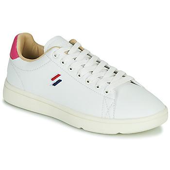 Schoenen Dames Lage sneakers Superdry VINTAGE TENNIS Wit
