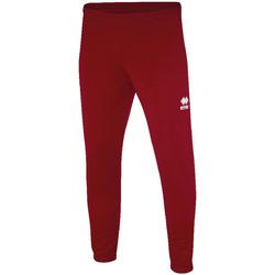 Textiel Trainingsbroeken Errea Pantalon  nevis 3.0 bordeaux