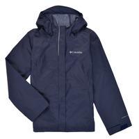 Textiel Meisjes Wind jackets Columbia ARCADIA JACKET Marine