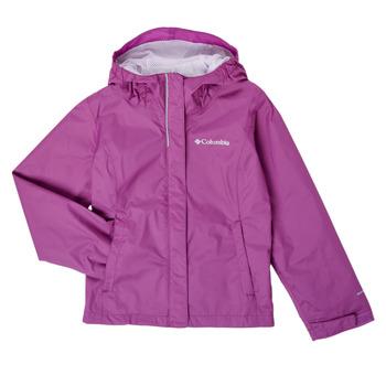 Textiel Meisjes Wind jackets Columbia ARCADIA JACKET Violet