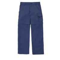 Textiel Meisjes 5 zakken broeken Columbia SILVER RIDGE IV CONVTIBLE PANT Marine