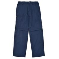 Textiel Jongens 5 zakken broeken Columbia SILVER RIDGE IV CONVERTIBLE PANT Marine