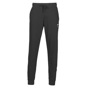 Textiel Heren Trainingsbroeken Superdry TRAINING CORE SPORT JOGGER Zwart