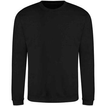 Textiel Sweaters / Sweatshirts Awdis JH030 Diep zwart