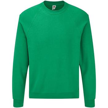 Textiel Sweaters / Sweatshirts Fruit Of The Loom SS8 Heather Groen