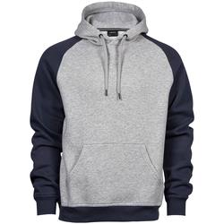 Textiel Heren Sweaters / Sweatshirts Tee Jays T5432 Heide Grijs/Navy